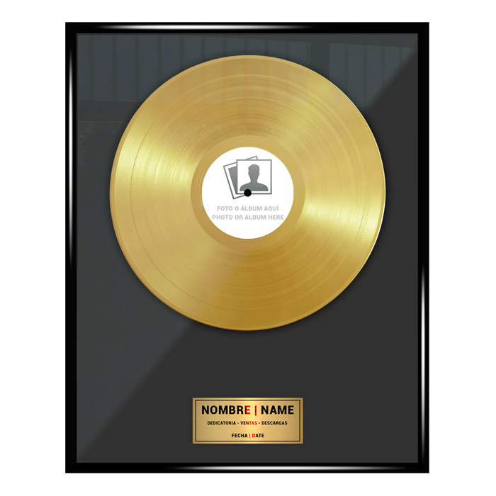 My Gold Record Shop