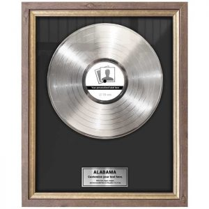 Platinum records to give away